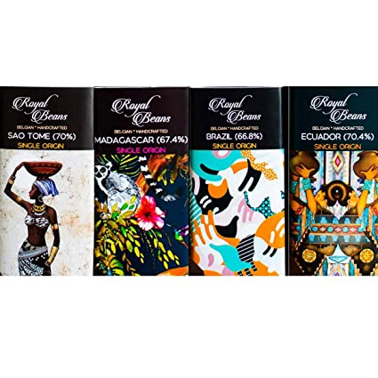 a0d305d8757 Royal Beans Chocolate Celebration Pack - Single Origin Artisanal ...