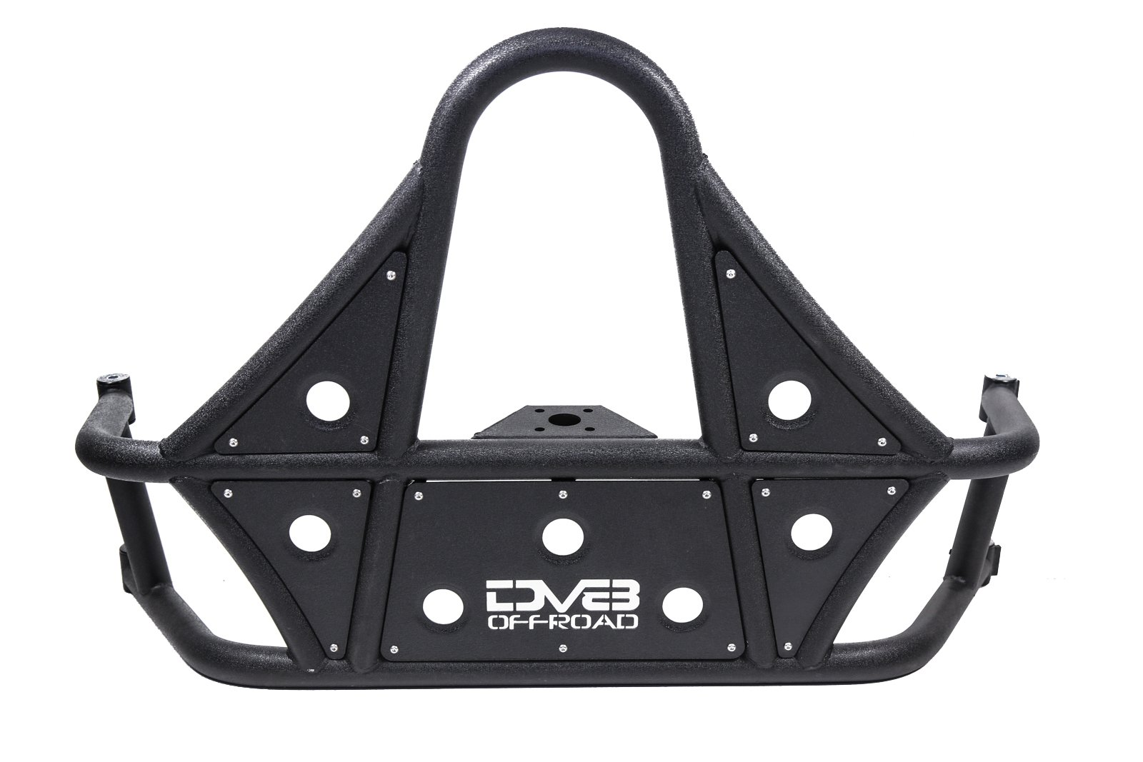 DV8 Offroad TC-1 Body Mounted Tire Carrier 2007-2017 Jeep Wrangler