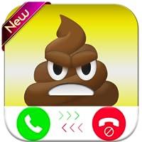 Angry Poop Calling You - Free Fake Phone Call ID PRO 2018 - PRANK