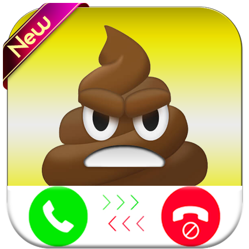 Angry Poop Calling You - Free Fake Phone Call ID PRO 2018 - PRANK