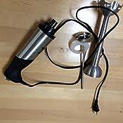 Amazon.com: All-Clad KZ750D Licuadora de inmersión de acero ...