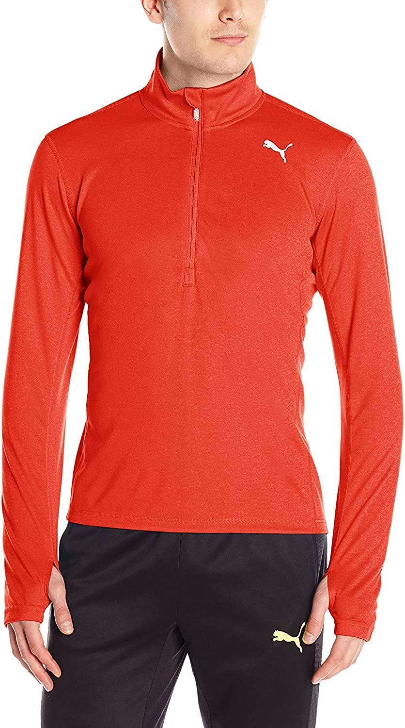 Puma Men's Pe Running Long Sleeve HZ Tee
