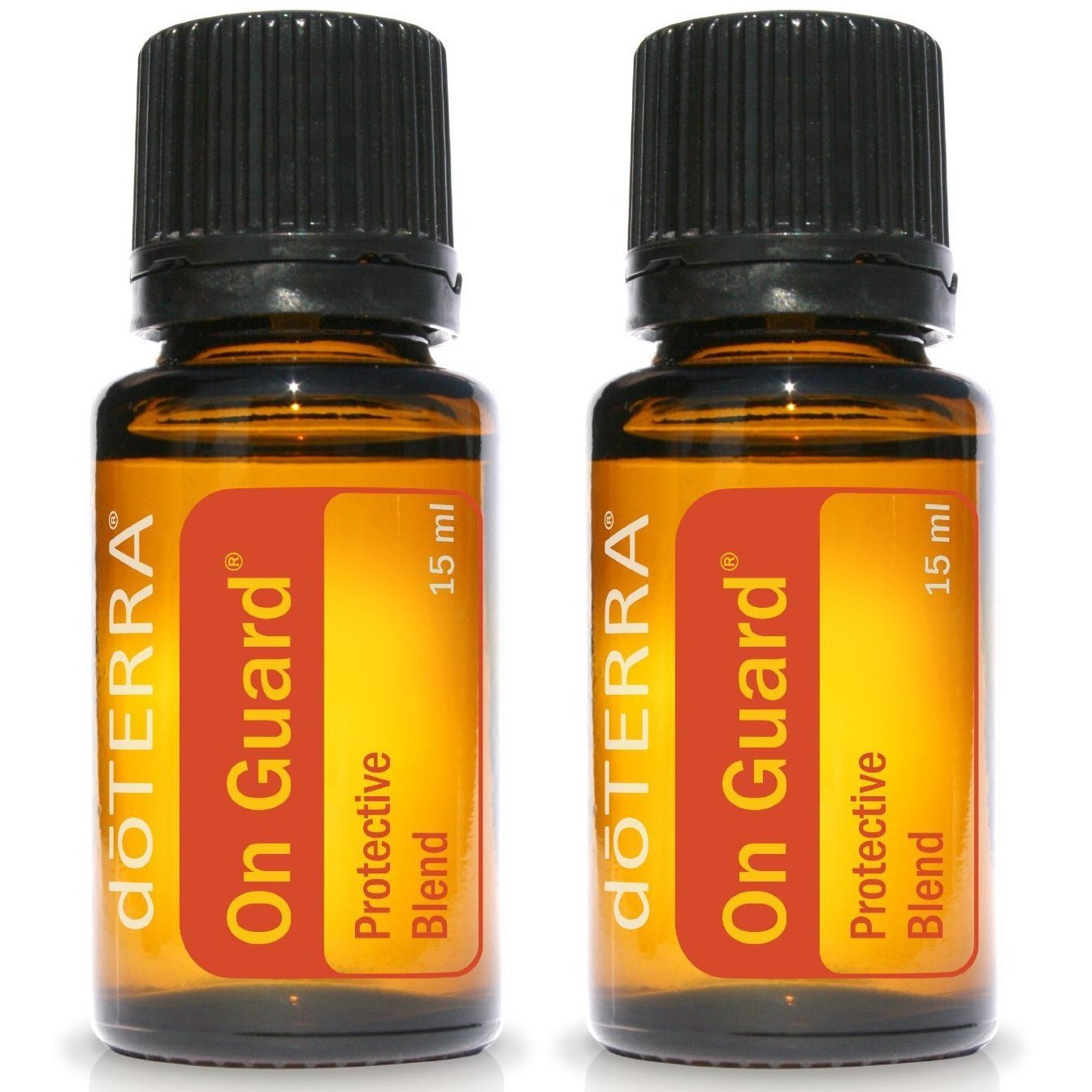 doTERRA On Guard Essential Oil Protective Blend 15 ml (2 pack)