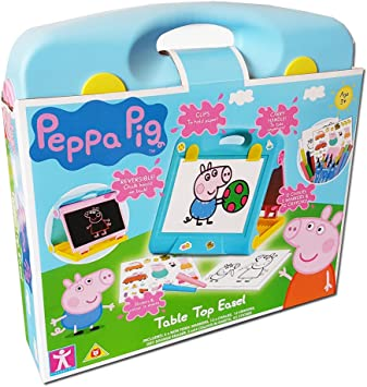 Peppa Pig Easel Caballete, Multicolor (Character Options 06225 ...