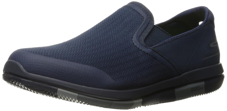 Skechers Der GO Flex Walk Men's Slippers Slip onTrainers GOGA Mat NVGY Pointure:EUR 39.5 54010