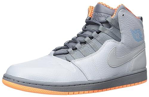 Scarpe da basket Nike Jordan 1 Retro 94 da uomo 631733 032 Wolf grigio