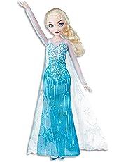 DISNEY FROZEN - Elsa Classic Fashion Doll inc outfit & shoes - Kids Toys - Ages 3+