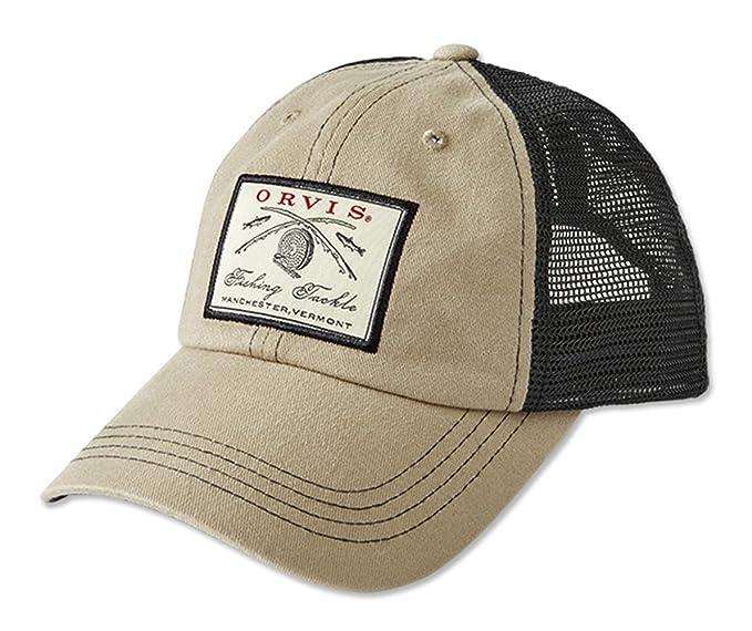 Orvis Men s Vintage Trucker Cap 87c2b17dadf