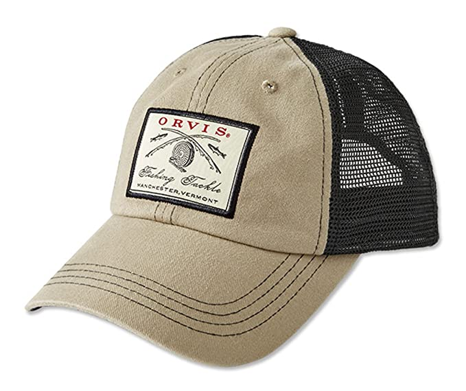 Orvis Men s Vintage Trucker Cap a4b0dfa3d25