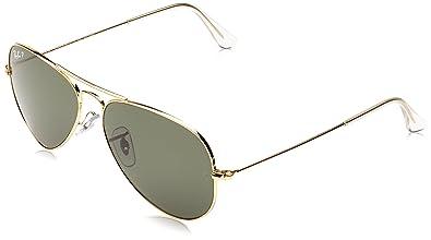 RAY BAN USA AVIATOR Sonnenbrille Größe 58 14 EUR 55,00