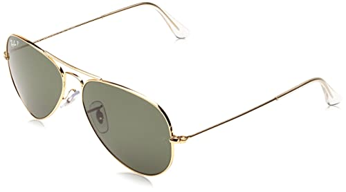 Amazon.com: Ray-Ban, RB3025, Gafas de sol grandes de metal ...