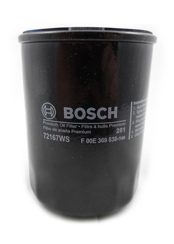 Bosch 72167 - WS Taller Motor Filtro de aceite: Amazon.es ...