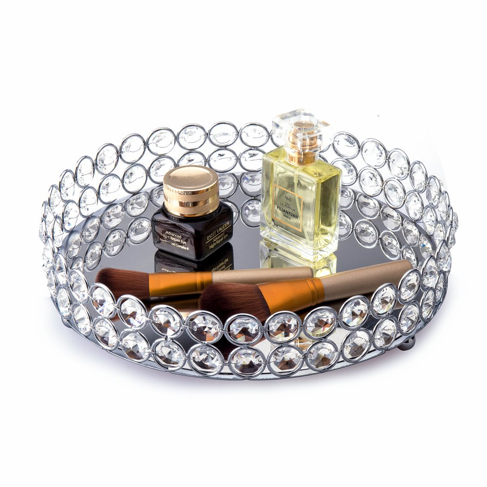 mesmerizing of dresser trays dressers vanities image mirrored and bed mirror crystal with bath vanity additional oval tray perfume for beyond