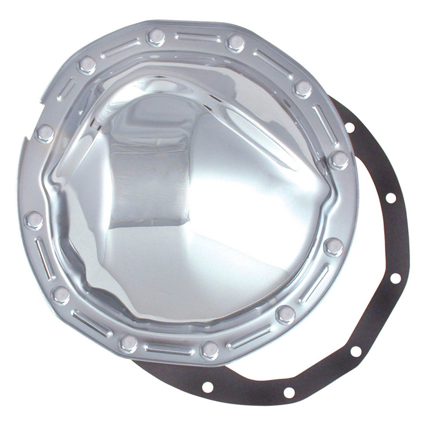 Spectre Performance 6071 Chrome 12-Bolt Differential Cover for GM