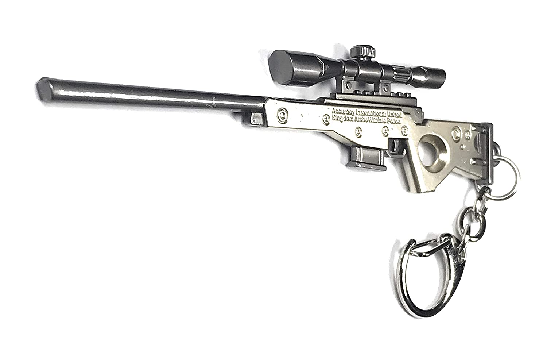 Deltahalo Fortnite Keychain Fortnite Weapon Keyring Christmas Supplies