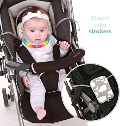 Effortlessly Keep Baby Cool Car Seat Cooler For Strollers Carseats Carriers