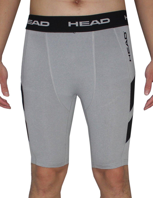 Mens HEAD Athletic Fitness Training Compression Shorts 00 MGOGRHNF 02 7cc5bdcc23d0