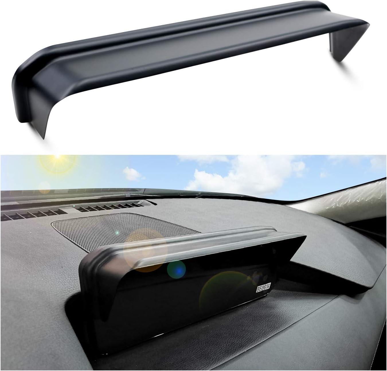 YEE PIN Sun Visor Vehicle Navigation Sun Shade Visor for Venza 2021 12.3-Inch Screen GPS Navigation Sun Visor Blocking The Sun and Light