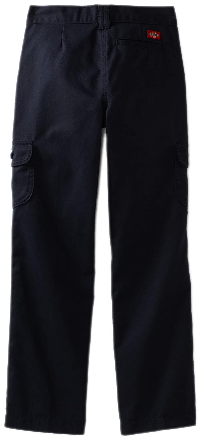 Dickies Big Girls Slim Straight Cargo Pant
