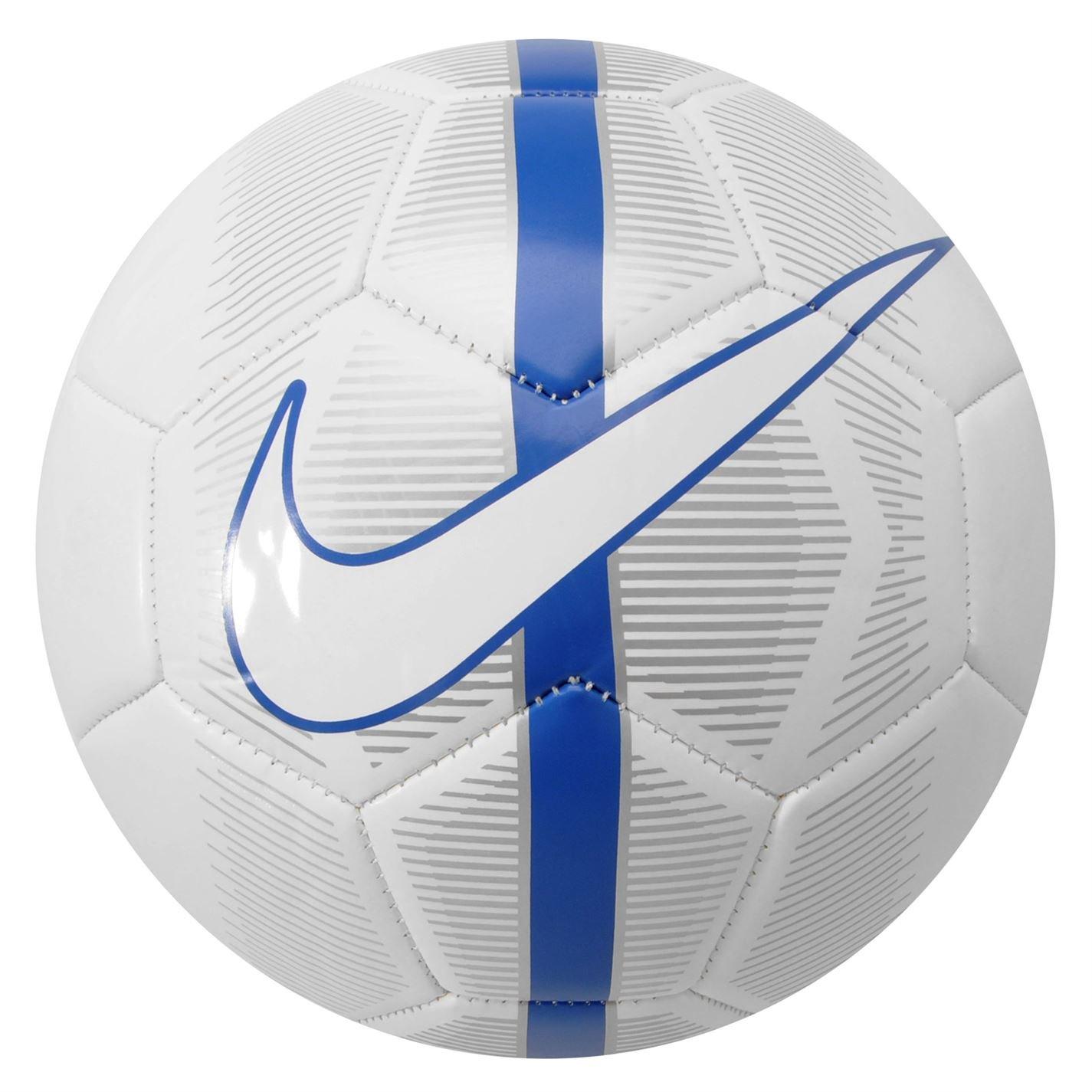 Nike Ball Mercurial Fade - Balón de fútbol, Color Blanco, Talla 5 ...
