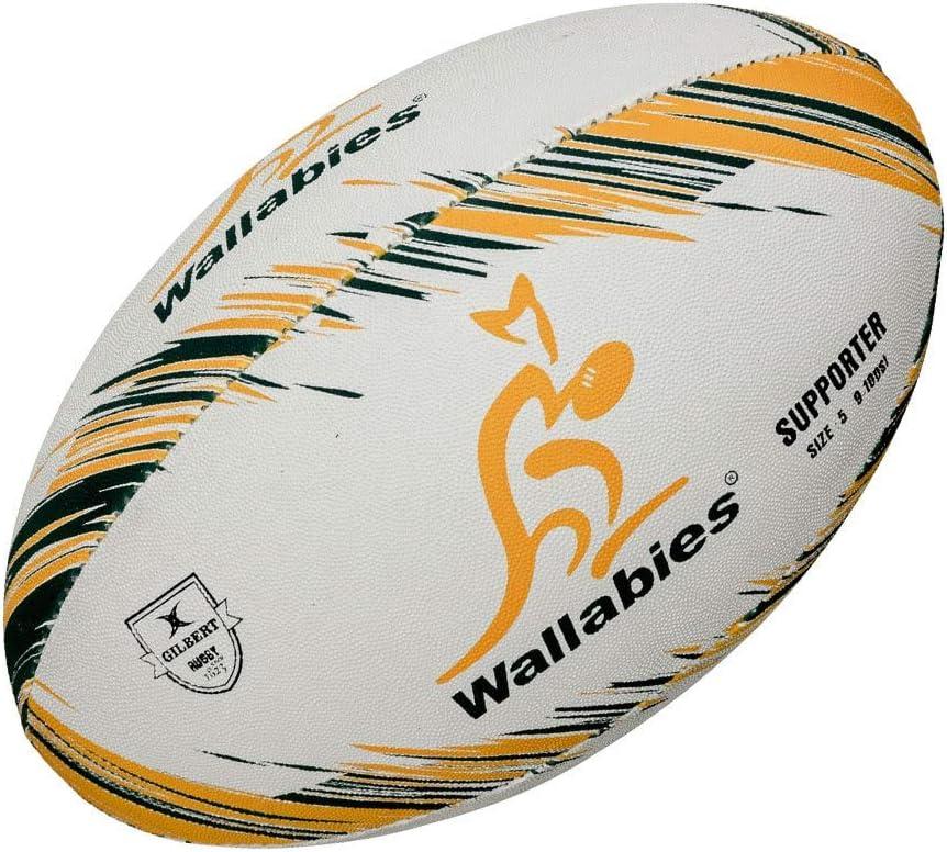 Gilbert Australia Supporter Rugby Ball