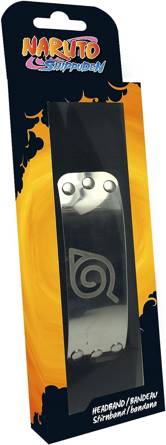 ABYstyle Studio - Cinta para la Frente con símbolo de Konoha, una Pieza: Amazon.es: Ropa y accesorios