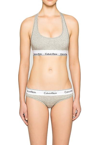 Calvin Klein 0000F3785E, Sujetador Para Mujer: Amazon.es: Ropa y accesorios