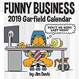 Garfield Funny Business 2019 Calendar