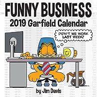 Garfield 2019 Wall Calendar: Funny Business