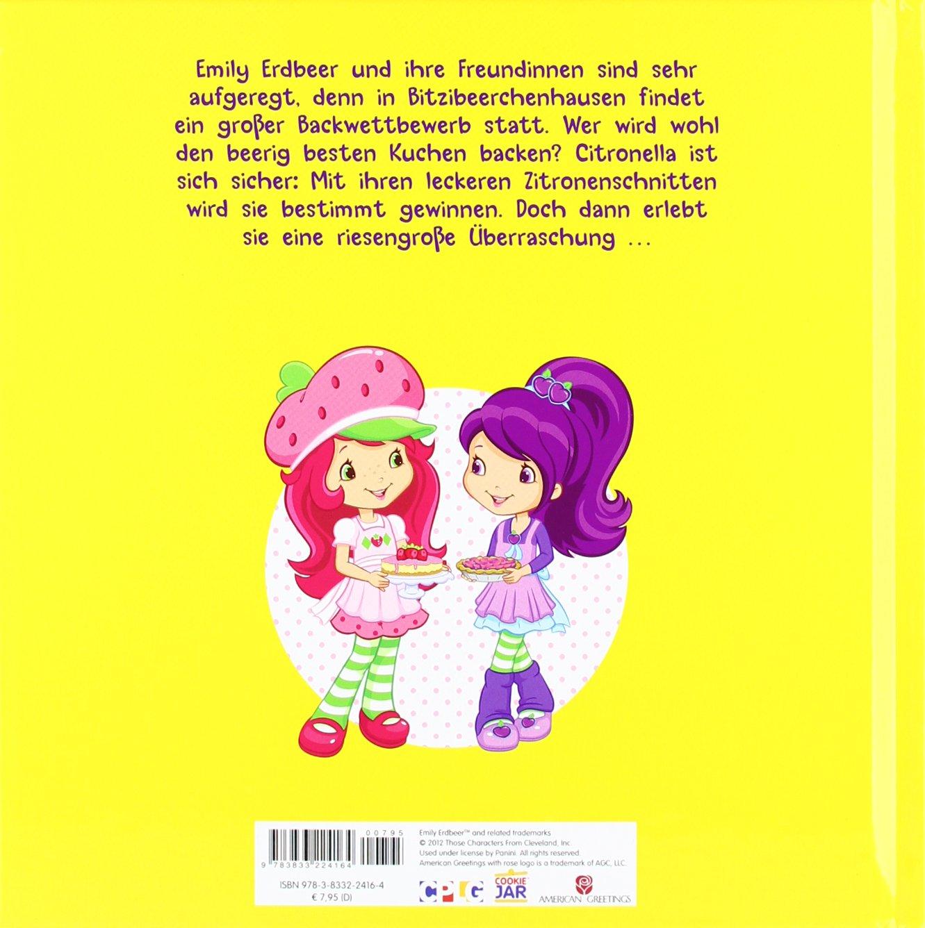 Emily Erdbeer Geschichtenbuch 02 Bd 2 Amazoncouk 9783833224164 Books