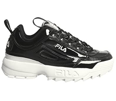 Fila Donna Metallic Rose Oro Disruptor II Premium Sneaker  Amazon.it  Scarpe  e borse 12d2bd0a833