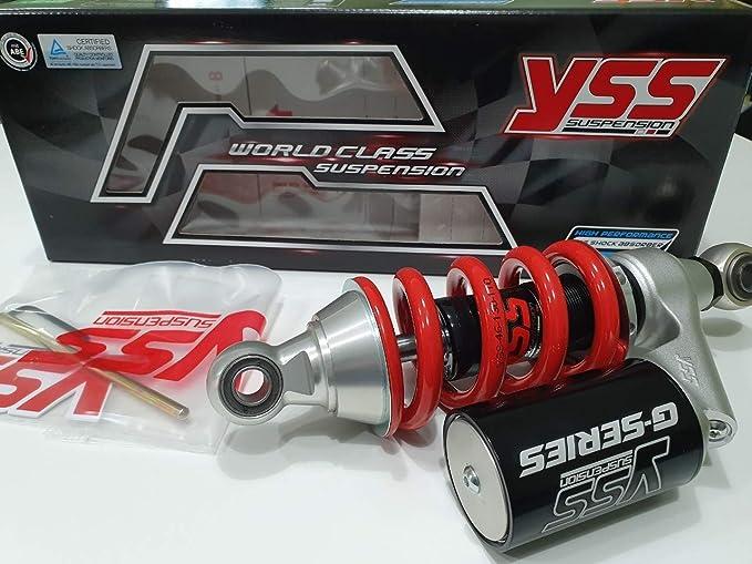 Rear Shock Absorber Spring Suspension Air Race Shocks for Kawasaki Z125 Z125-Pro