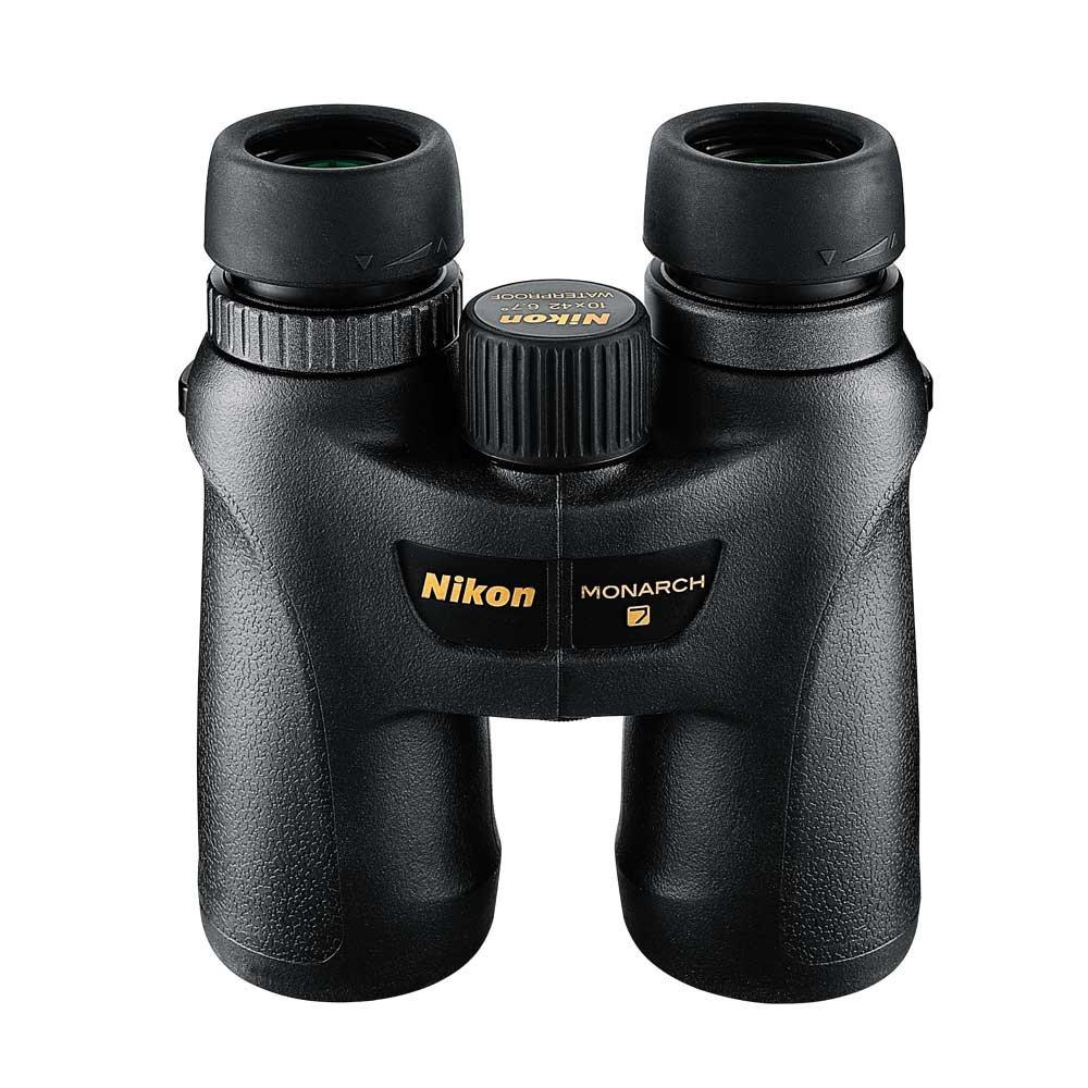 Nikon 7549 Monarch 7 10x42 Binocular Black 18208075492
