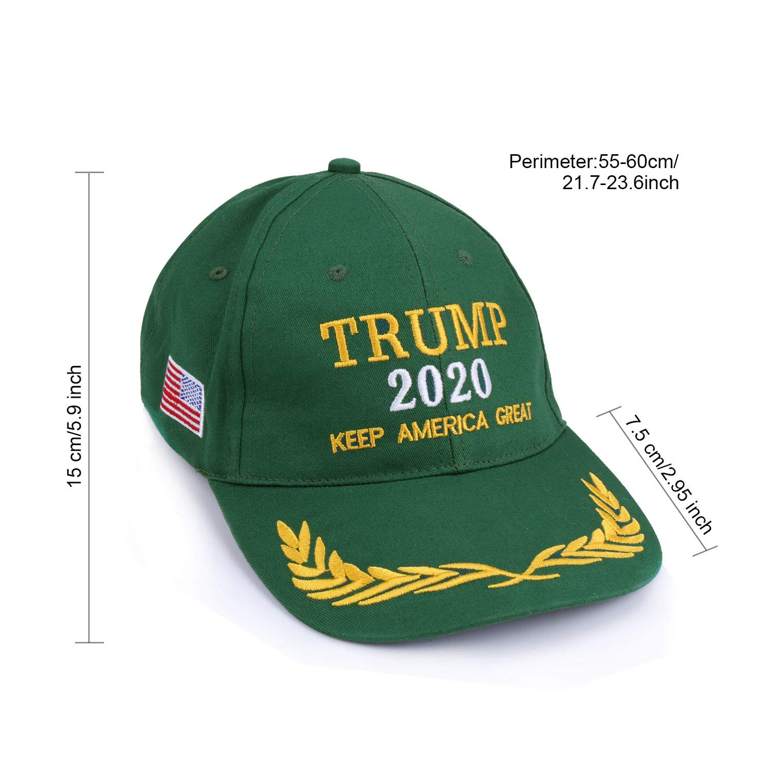72230d16231 Amazon.com  Flantor Donald Trump Baseball Cap