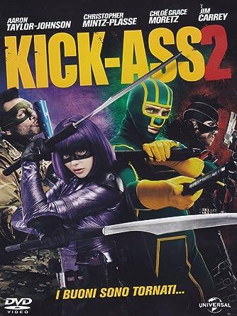 kick ass 2 dvd Italian Import