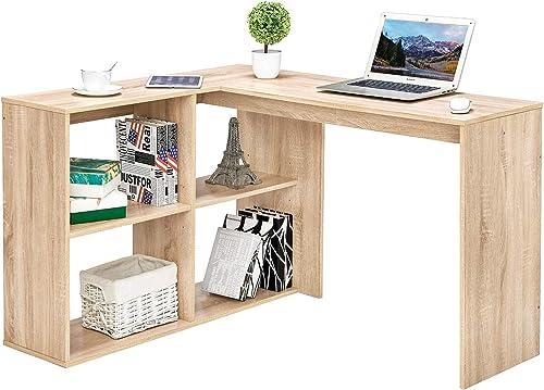 Coavas Corner Computer Desk L Shaped Desk