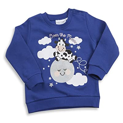 Babytown Unisex Babies Long Sleeve Pull Over Sweater (Ages 9-24m) Nursery Tops