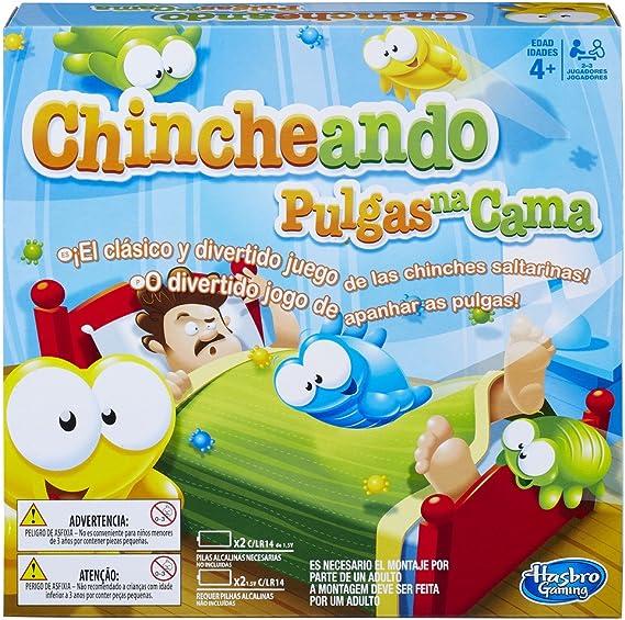 Hasbro Gaming - Juego infantil Chincheando (Hasbro E0884175): Amazon.es: Juguetes y juegos