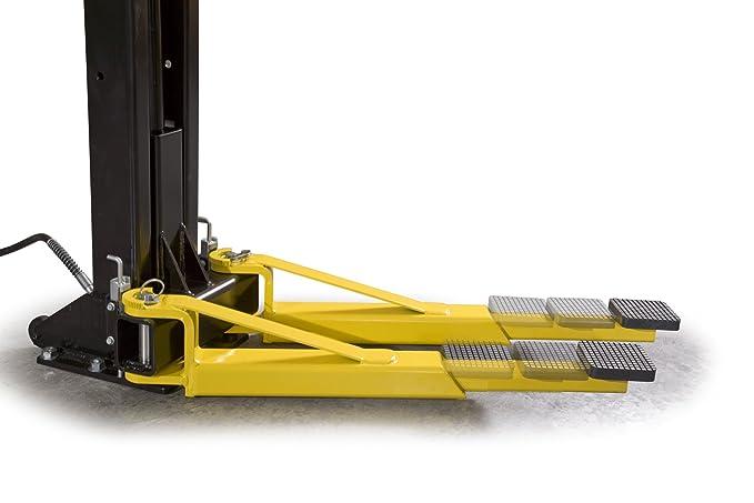 Dannmar MaxJax Portable 6,000-lbs  capacity Portable 2-Post Lift