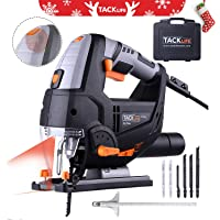 Tacklife 6.7-amp 800-watt Jig Saw with Laser Guide
