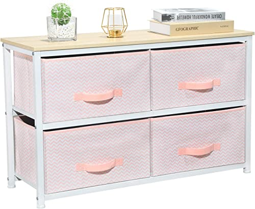 Aingoo Wide Dresser Storage Tower