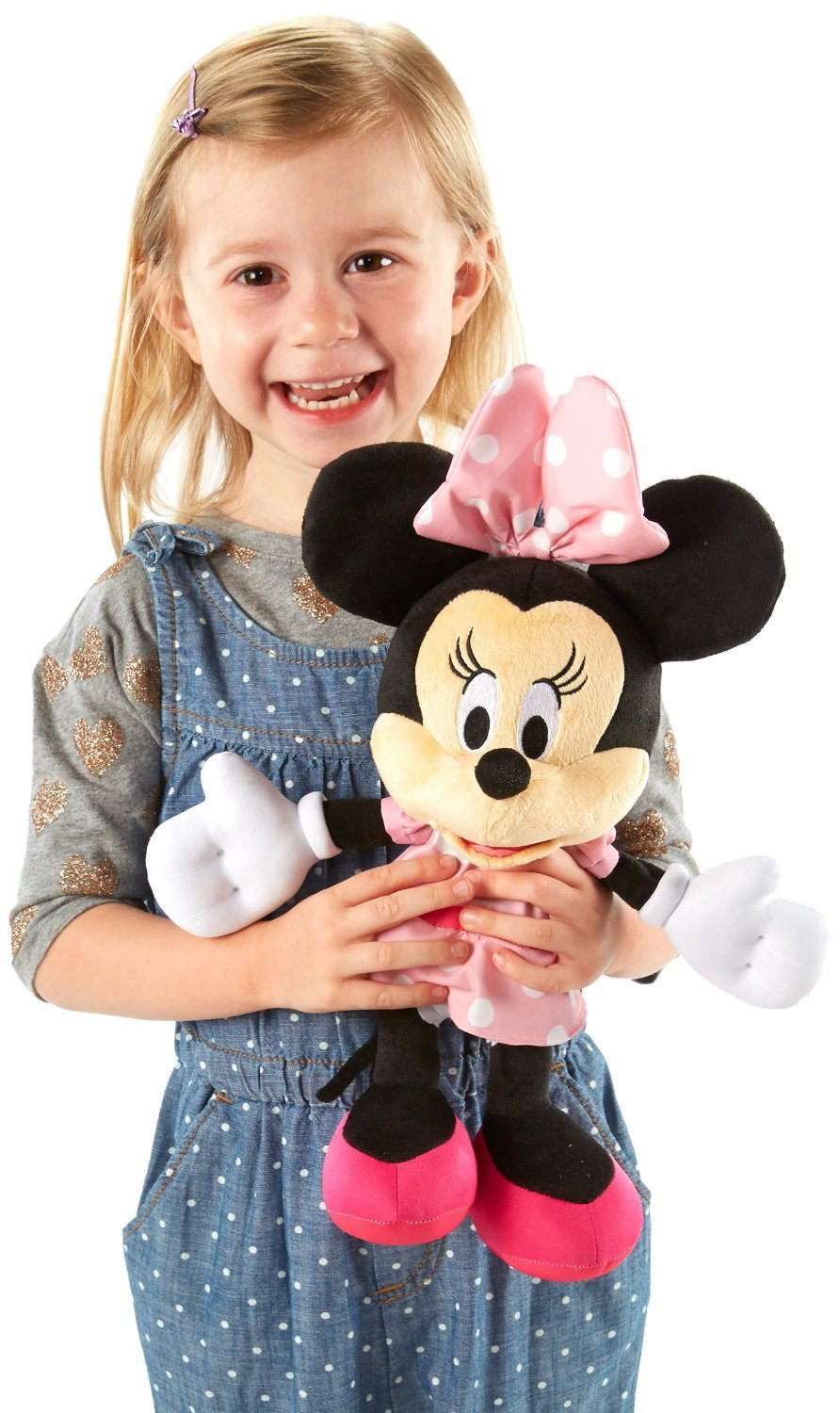 Fisher-Price Disney Mickey Mouse Clubhouse Silly Squeeze Minnie Baby [並行輸入品]   B018YW7JUE