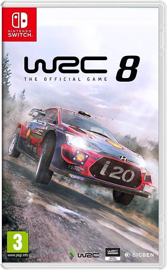 World Rally Championship 8 (WRC 8) para Nintendo Switch - Edición Coleccionista [Versión Española]: Amazon.es: Videojuegos