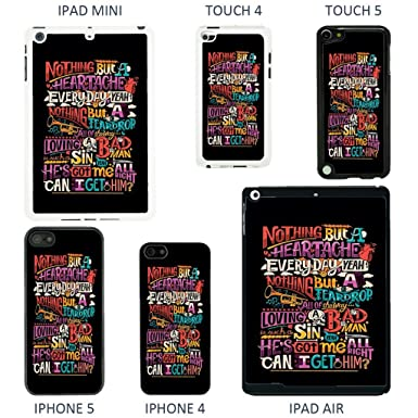 Life Sayings Quotes Cover Case For Apple Ipad Air A1149 Bad Boy
