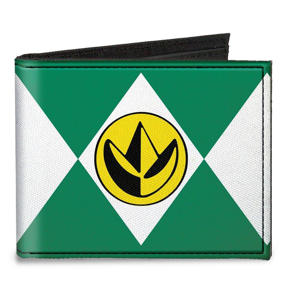 Amazon.com: buckle-down – Cartera de lona verde de diamantes ...