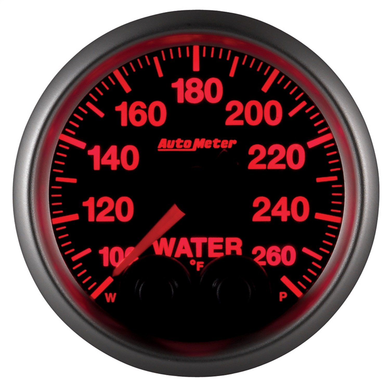 Auto Meter 5654 Elite Series Water Temperature Gauge