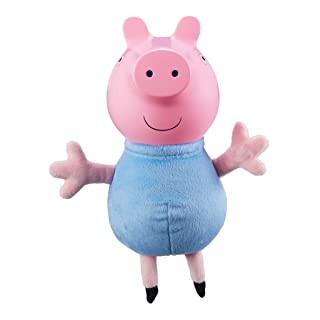 Peppa Pig 6935 Talking Glow George, Multi Character Options LTD