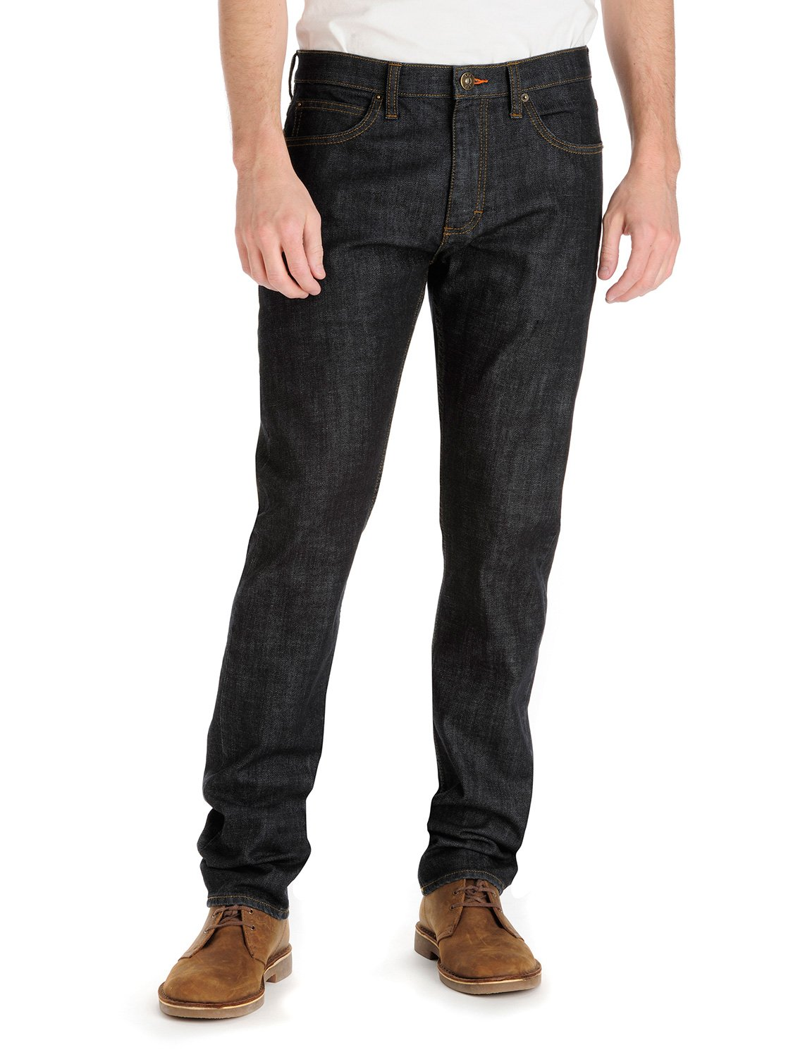 Lee Men's Modern Series Slim Fit Jeans - Lone Wolf, Lone Wolf, 40X30 by LEE