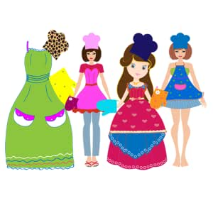 Cooking Dress Up Games