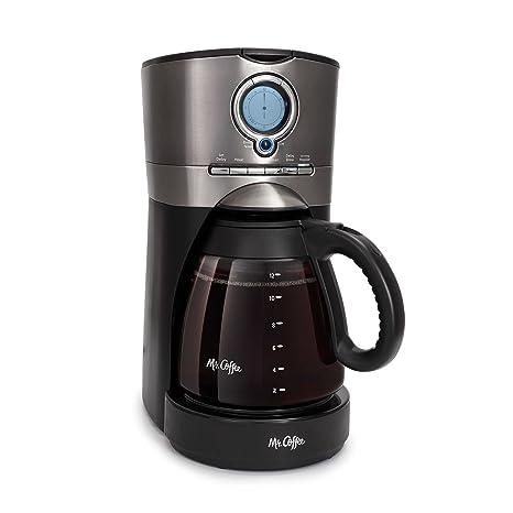 Amazon.com: Mr. Coffee programable cafetera automática en ...